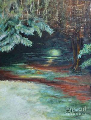 Painting - The Chosen Path by Dian Paura-Chellis