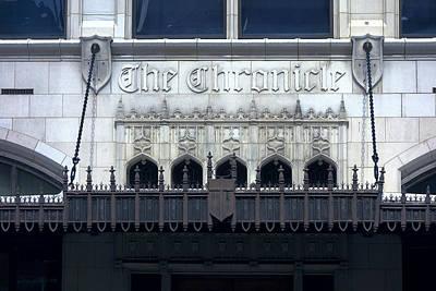 The Chronicle Art Print