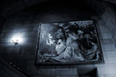 Photograph - The Church Renaissance Art by Dan Sproul