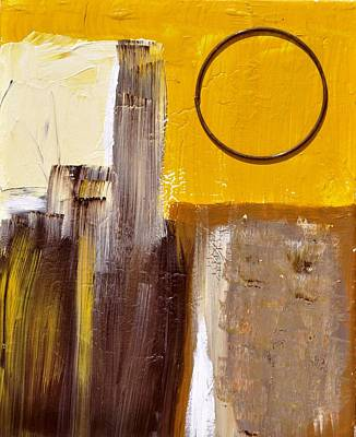 Patrick Painting - The Circle by Patrick McClellan