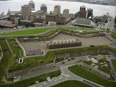 Photograph - The Citadel, Halifax by Rob Huntley