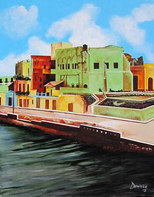 Modern Kitchen - The City of Matanzas in Cuba by Dominica Alcantara