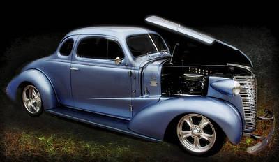Photograph - The Classic Chevy  by Saija  Lehtonen
