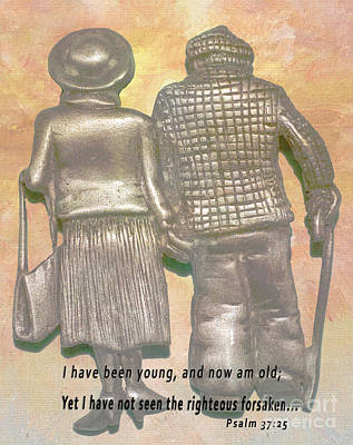 The Classic Couple Art Print by Beverly Guilliams
