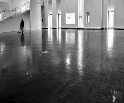 Photograph - The Cleaner by David Pantuso