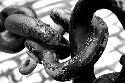 Photograph - The Clevis by Charlie and Norma Brock
