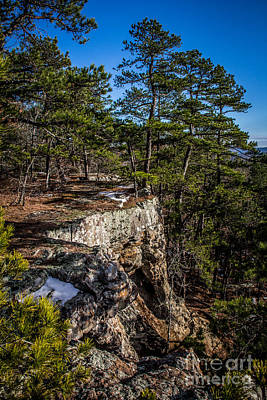 Photograph - The Cliff Side by Jim McCain