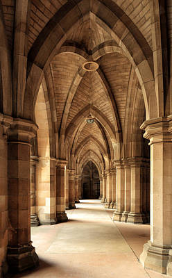 Photograph - The Cloisters by Grant Glendinning