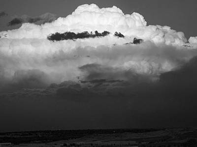 Photograph - The Cloud by MLEON Howard
