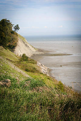 Photograph - The Coast In Quebec by Kathryn McBride