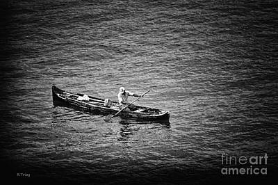 Photograph - The Colombian Fisherman by Rene Triay Photography