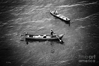 Photograph - The Colombian Fishermen II by Rene Triay Photography