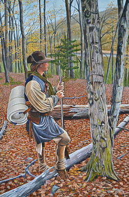The Colonial Scout Original by Dave Hasler