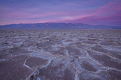 Photograph - The Color Of Badwater by Tony Santo