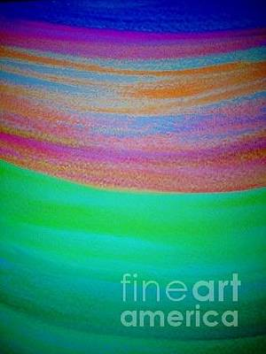 Painting - The Color Of Dreams by Michelle Bentham