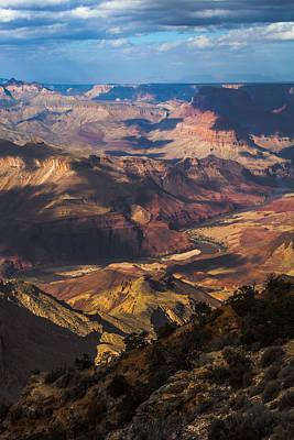 Photograph - The Colorado Runs Through It by Ed Gleichman