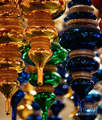 Photograph - The Colors Of Christmas by Linda Shafer