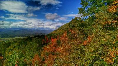 Photograph - The Colors Of Fall by Judy  Waller