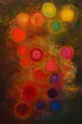 Nederland Painting - The Colors Of My Soul by Hanneke Jonkman