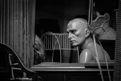 Photograph - The Conversation by Bob Orsillo