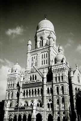 The Corporation Building Bombay Art Print