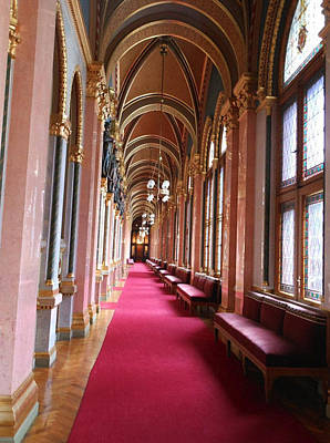 The Corridor Original by Adelina Timbol