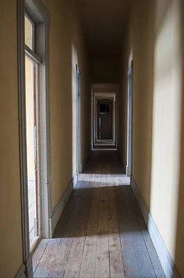 Photograph - The Corridor by Fran Riley