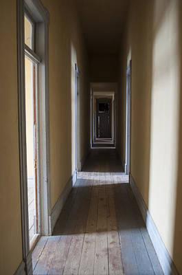 Daysray Photograph - The Corridor by Fran Riley