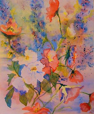 The Universe Painting - The Cosmos' by Peg Simon-Panetta