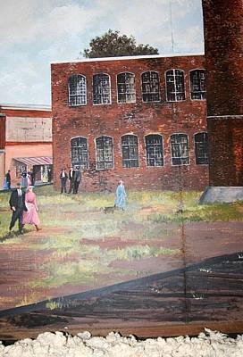 Photograph - The Cotton Mill by Bob Pardue