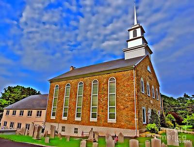 Photograph - The Country Church by Tami Quigley