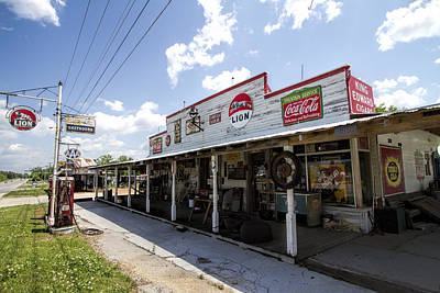 Ethridge Photograph - The Country Store by Kathy Clark