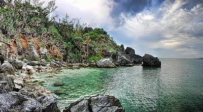 China Cove Photograph - The Cove by Ryan Wyckoff