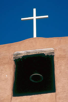 Photograph - The Cross And Bell by Matthew Pace