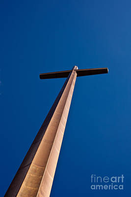 Photograph - The Cross by Anthony Morgan