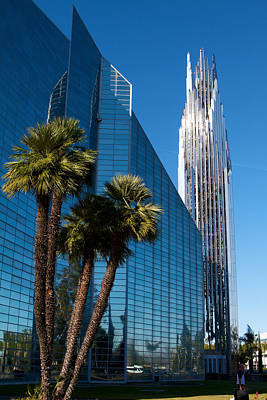 The Crystal Cathedral  Art Print