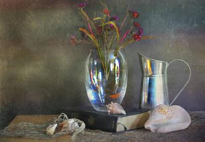 The Crystal Vase Art Print