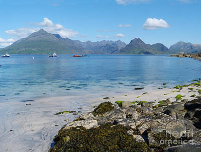 Photograph - The Cuillins - Isle Of Skye by Phil Banks