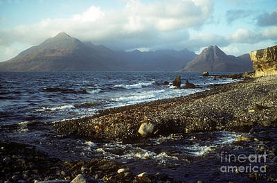 The Cuillins From Elgol - Isle Of Skye Art Print