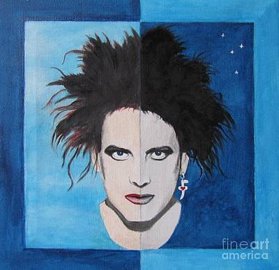 Stallone Painting - The Cure by Jeepee Aero