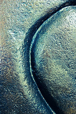 Photograph - The Curve - Abstract by Colleen Kammerer