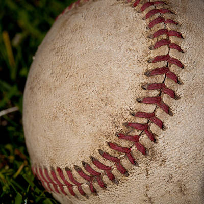 Baseball Royalty-Free and Rights-Managed Images - The Curveball by David Patterson