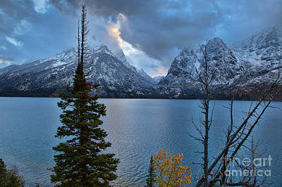 Photograph - The Cusp Of Evening by Jim Garrison