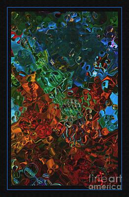 The Dance By Steven Langston Art Print