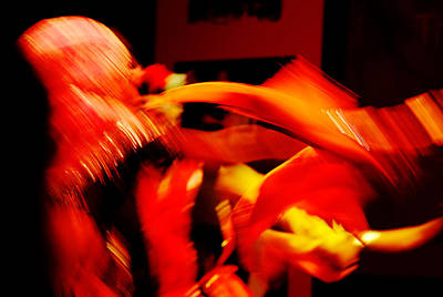 Photograph - The Dance Season by Money Sharma