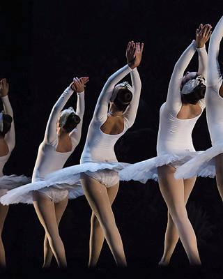 Dance Recital Digital Art - The Dance by Stephen Brown