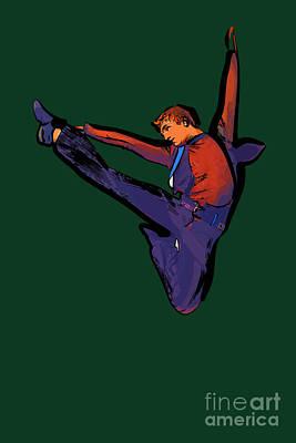 The Dancer 87 Art Print