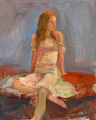 The Dancer Original by Dominique Amendola