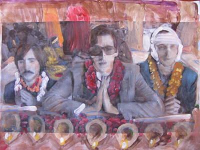 Painting - The Darjeeling Express Ltd. by Vikram Singh