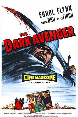 The Dark Avenger, Aka The Warriors, Us Art Print